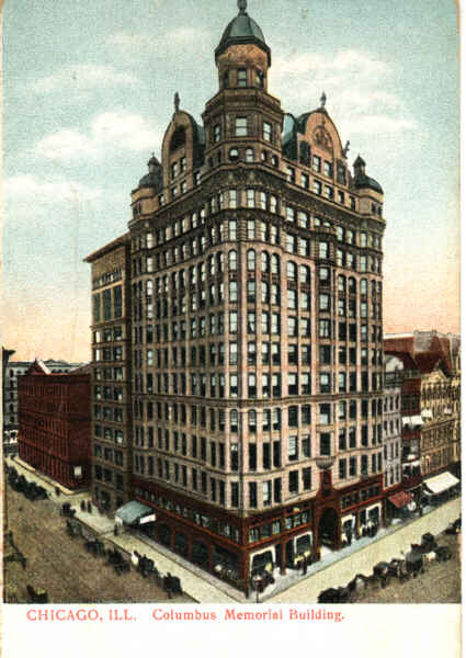 Columbus Building, 31 North State Street, Chicago