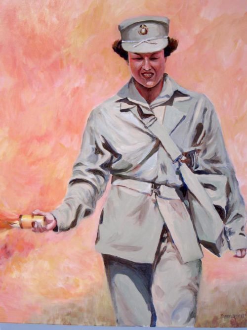 SELECTIONS FROM THE EXHIBIT THE GREATEST GENERATION: A TRIBUTE BY CHRIS L. DEMAREST