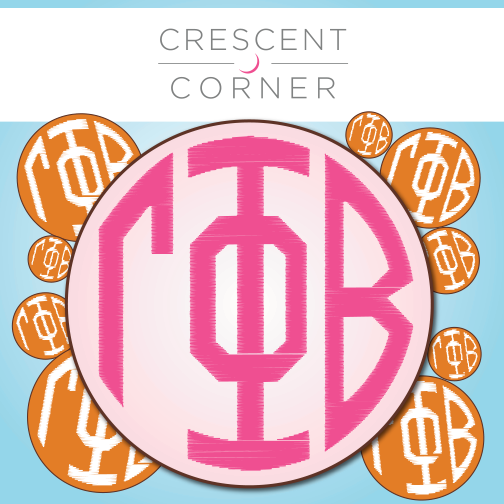 Crescent Corner is excited to welcome everyone to Convention 2016! We have a monogram machine available for items that you would like to personalize. Stop by the boutique downstairs in Chicago ABCD for all your Gamma Phi Beta fashion needs! #MakingOurMark