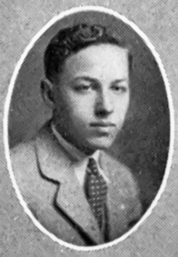 Tennessee Williams - Photo courtesy of the 1930 Savitar